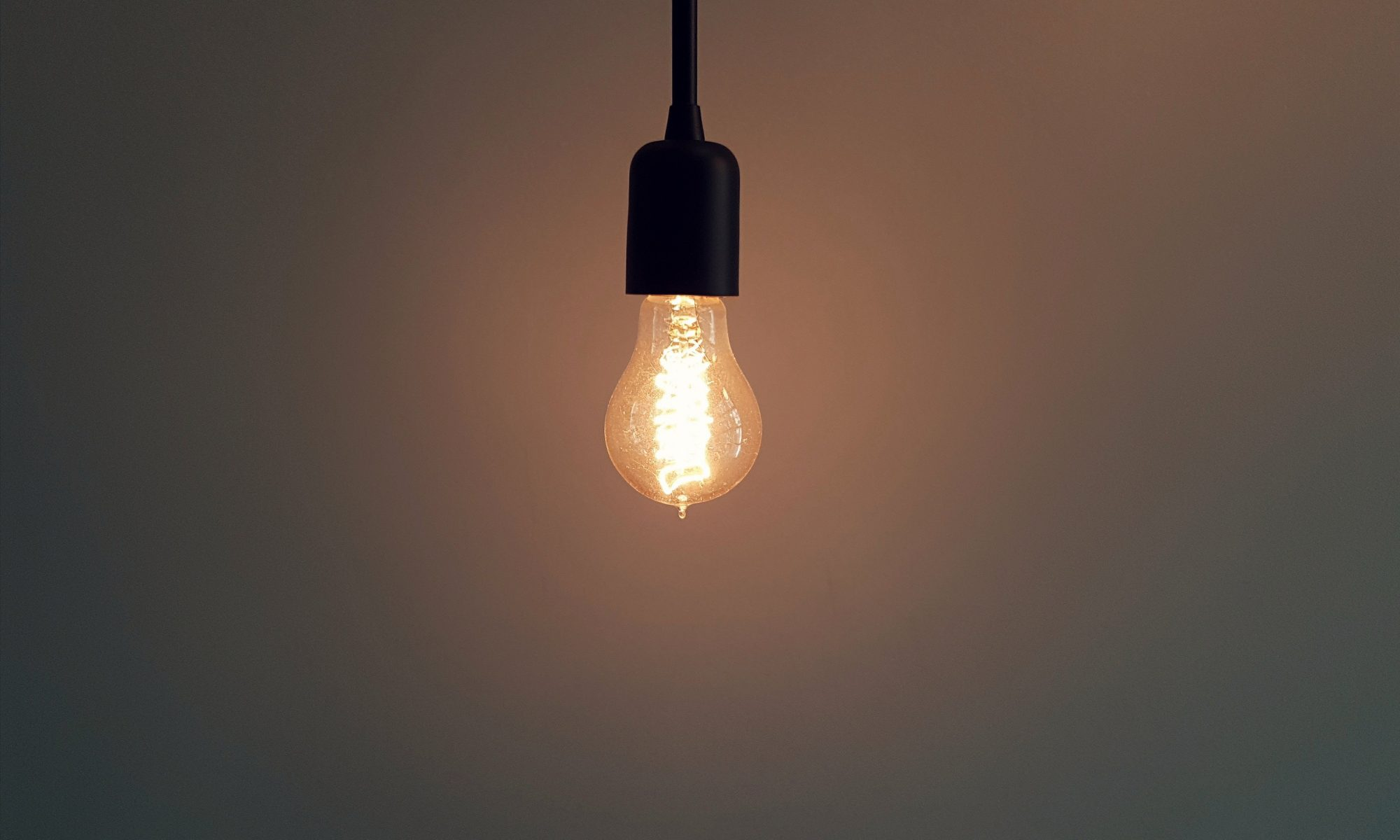 Light Bulb On